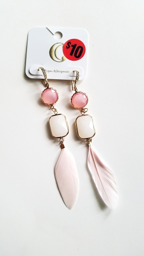 Earrings: Charming Charlie